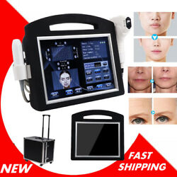 2 In 1 4d Radar Carving Anti-aging Wrinkles Removal Face Lifting Beauty Machine