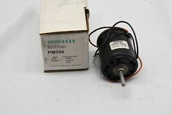 Cargo Box Underseat Or Cab Auxillary Heater Blower Motors Pm350 Lot Of 2