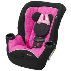 Mouseketeer Minnie Baby Convertible Seat Forward Rear Facing Car Seat Booster