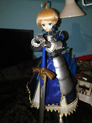 Saber Fate Stay Night 1/3 Azone Hybrid Active