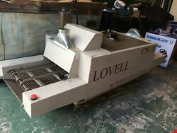 Industria Conveyor Oven Lovell Cm-16 Automated Systems.