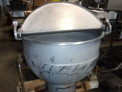 Wear-ever 80 Gallon Jacketed Aluminum Kettle