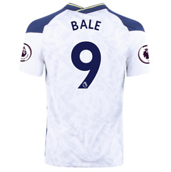 2020/21 Nike Tottenham Fc 9 Gareth Bale Home, Away,3rd Jersey With Epl Patch
