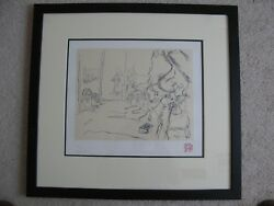 John Lennon - Bed In For Peace - Original Lithograph -  55/300