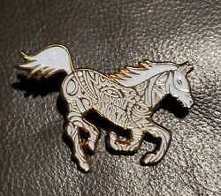 Midnight North Carousel Horse Pin Limited Edition Le50 By Danny Steinman New
