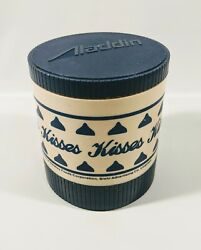 Hershey Kisses Aladdin Thermos Jar Foam Insulated Lunch Soup Container Rare