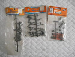Nos Roco Ho 277, 263, 252 Military Accessories Assortment And Figures