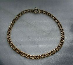 14k Gold Rope Chain Italy Art Deco 33.6 Gr. Retail 3450.00 Scrap 1300+