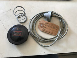1940-1947 Ford Horn Cap/botton Contact Wire And Spring 01a-3671