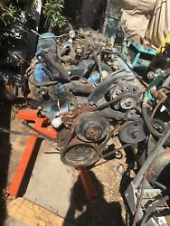 1972 Pontiac 455 Complete Carb To Pan Core