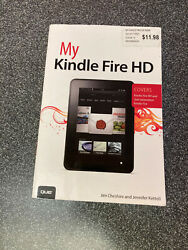 Kindle Fire Hd 7 2nd Gen 16gb, Wi-fi + Detailed Instruction Book