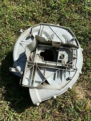 Stihl Br600 Backpack Blower Parts Fan Housing W/ Springs Both Sides