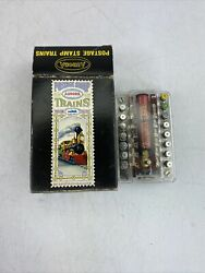 Aurora Postage Stamp Trains 4991 Relay 4 Circuit Contacts