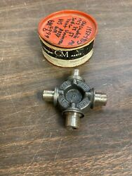 1952-55 Oldsmobile All 1955 88 St Spider Universal Joint Assembly Nos Gm 1020