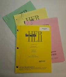 Iand039m With Her / Jack Burditt 2003 Tv Script Robert Englund All About Evil