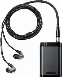 Shure Condenser Type Headphone Amplifier Integrated Type Kse1200sys-a