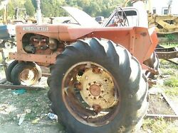 Antique Allis Chalmers Tractor Parting Out Or Wholeandnbsp List Individual Parts.