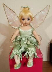 Marie Osmond Disney Baby Tinker Bell 12 Doll Signed By Tb Model Margaret Kerry