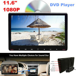 11.6 Screen Hd Car Seat Headrest Monitor Dvd Player Android 7.0 For Nissan Ford