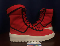 Fear Of God Size Military Sneaker 2017 Fw17/18 Infrared Fog Supreme 43 Size 10