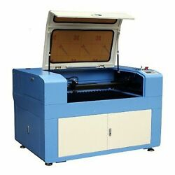 Reci W2 100w Co2 Laser Cuttingandengraving Machine 600900mm With Motorized Table