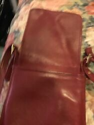 Red Coach Preowned Purse $40.00