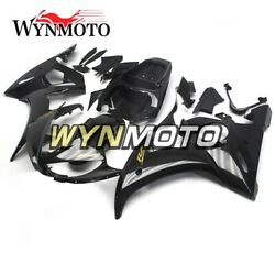 Faring Kit For Yamaha Yzf-600 R6 R6s '06-09 2003 2004 R6 Black With Gold Decals
