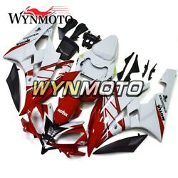 Injection Fairings For Yamaha Yzf-600 R6 2006 2007 R6 06 07 White Red Bodywork