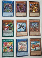 Yugioh Rare Cards Lot 8....1st Edition Time Thief Winder,