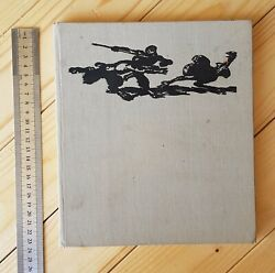 Russian Book Ussr Hunting In Painting Hungary Budapest 1973