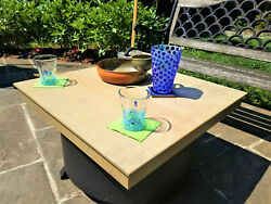 Fire Pit Table Topper   Standard Edge   Cover For Fire Pit
