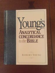 Young's Analytical Concordance To The Bible Robert Young May 2011