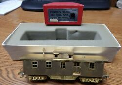 Old Westside Model Co. Pennsylvania Tool Car New In Box Ho Scale Lqqk