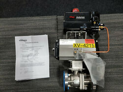 Flowserve Automax B100s10 Actuator Easy-link Bk2-s4 Nt3000 Transducer Apex8000 F