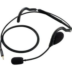 New Icom Hs-95 Neck-arm Headset For Ic-4100 Japan Import Free Shipping