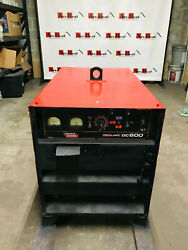 Lincoln Electric Idealarc Dc-600 Multiprocess Welder K1288-17