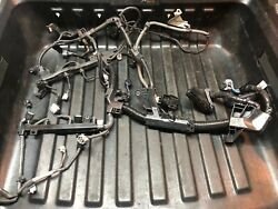 Toyota C-hr 1.8 Hybrid 2018 Front Engine Harnes Cable Wires Loom