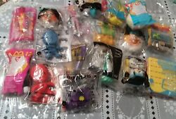 Lot Of Brand New Mcdonald's Happy Meal Toys 17 In Total Vintage Mixed Lot