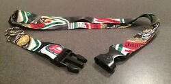 Jagermeister Lanyard Id Holder Detachable Clip And Keychain Ring Jager Bomb