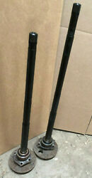 1965 1966 And Other Fords Mustangs Randlh 6 Cyl. 7 1/4 Rear End 24 Spline Axles