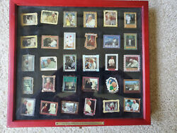 The Pope John Paul Ii Pin Collection Complete Set Box