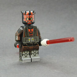 Custom minifigures Darth Maul clone wars s7 Star Wars lego bricks $34.00