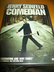 Jerry Seinfeld Comedian - Dvd - Sealed - Brand New Buena Vista Stamp New