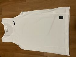 NIKE PRO Custom for Lebron James Compression Tank Top SZ Large $80.00