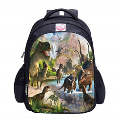 Dinosaur Backpack MATMO Dinosaur Backpacks for Boys School Backpack Kids Bookbag $28.82