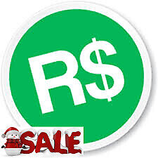 ROBUX ROBLOX CHEAP 1600rs CHRISTMAS SALES