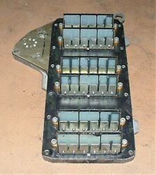 Mercury 225 Hp 2 Stroke Dfi Adaptor Plate And Reeds Pn 850281a1 Fits 1998-1999