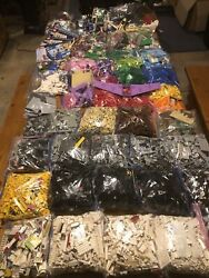 Huge Lot Of Legos -approximately 88 Pounds With Some Books