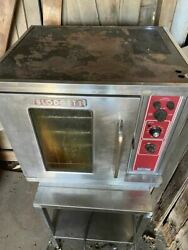 Blodgett Model Ctb Stainless Steel 4 Shelf Half-size Electric Convection Oven