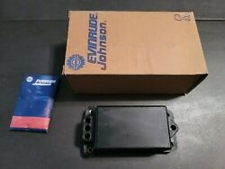 New Evinrude Johnson Outboard Marine Boat Power Pack Part 0582057
